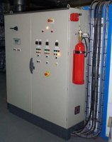 Which to Choose:<br />Full Room or Electrical Cabinet Fire Protection?