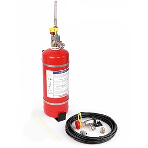 Protect vital machinery from the inside: The FireDETEC Automatic Fire Suppression System using ABC 90 Dry Chemical Agent detect & suppress fires the moment a flame-up occurs—from inside equipment enclosures