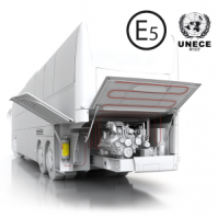 World's Most Compact, UNECE-Approved Bus Engine Fire Suppression System Coming To Busworld Turkey