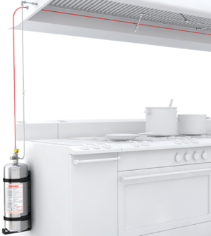 FireDETEC is a Tested Recipe for Commercial Kitchen Fire Protection