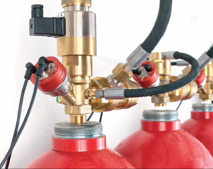 Users can find information about the DIMES fire cylinder contents measurement system that ensures fire suppression system readiness 24/7/365.