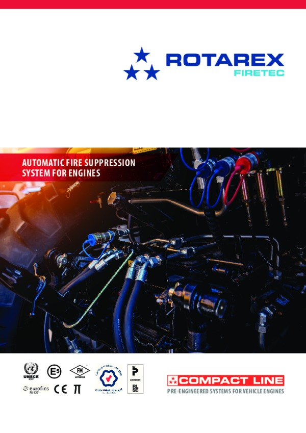 Brochure FireDETEC Application Vehicles