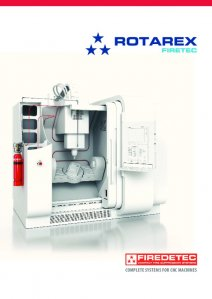Brochure FireDETEC CNC Machines
