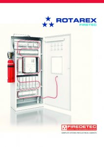 Brochure FireDETEC Electrical Cabinet