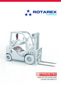 Brochure COMPACT LINE Forklifts