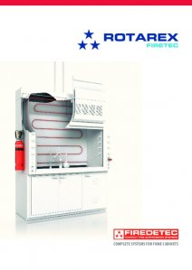 Brochure FireDETEC Fume Cabinets