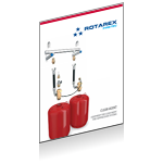 Rotarex Firetec clean agent fire system fire cylinder valves, fire pressure regulators, fixed installation fire system components and fire protection systems.