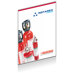 Rotarex Firetec fire protection system components for proven fire protection.
