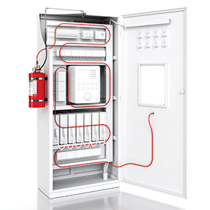 Fire protection … from inside electrical cabinets? Absolutely—and here's why