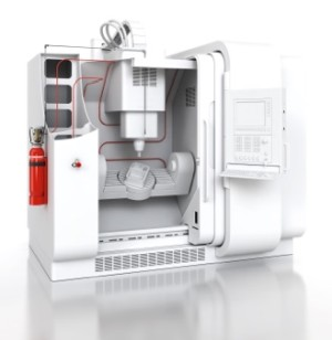 Why Automatic Fire Protection for Individual CNC Machines Makes Sense