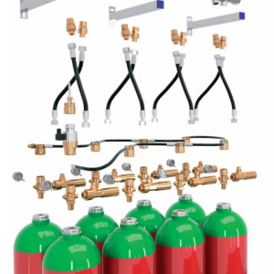 At Fire India Rotarex Firetec to Feature UL-Listed Inert Gas Fire System Components