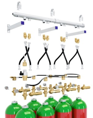 See Our UL-Listed INEREX® Inert Gas System Components at Fire India