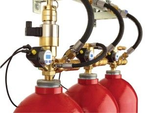 Rotarex Firetec offers information about the DIMES digital measurement system that monitors fire protection system cylinder contents 24/7/365.