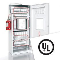 FireDETEC Clean-Agent Systems are UL Approved