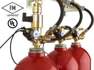 INEREX inert gas fire protection systems win FM approval—helping safety, meeting rigorous standards