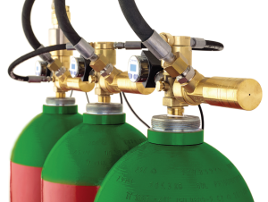 Rotarex Firetec INEREX constant flow pressure regulators for inert gas fire suppression systems save time and money.