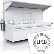 FireDETEC Kitchen Systems Receive the Important LPCB Certificate