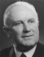 Edgard Schmitz becomes Rotarex CEO in 1947 and guides the fire protection component and system business.