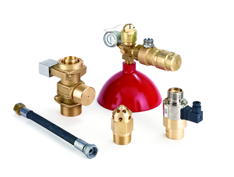 Building & Room Fire Protection