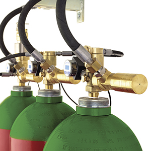 Rotarex Pressure Regulator technology delivers significant performance and cost benefits while preventing explosive-force discharge