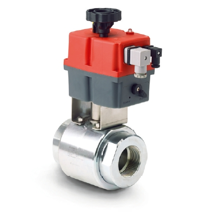 Series B0551 Directional Valves - Used in Total Flooding Gas Fire Suppression Systems