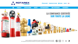 Rotarex Firetec Launches French & German Websites to Increase Support for Local Markets