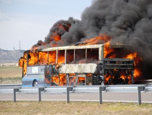 New automatic fire suppression systems for buses—compact, UNECE R107-compliant
